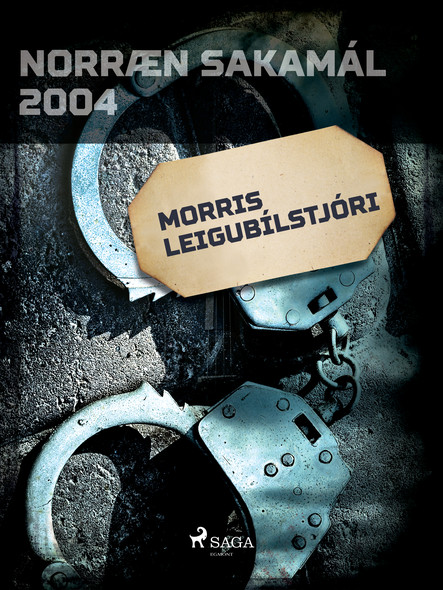 Morris leigubílstjóri