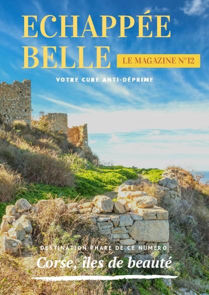 Echappée Belle Magazine N°012