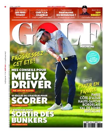 Golf Magazine - Juillet 2020