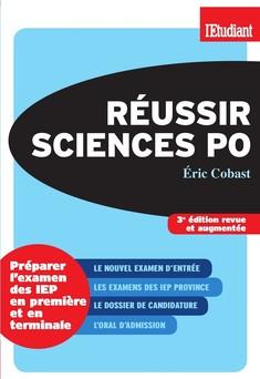 Réussir Sciences po 3éd | Eric Cobast