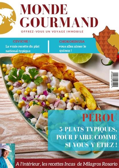 Monde Gourmand N°011