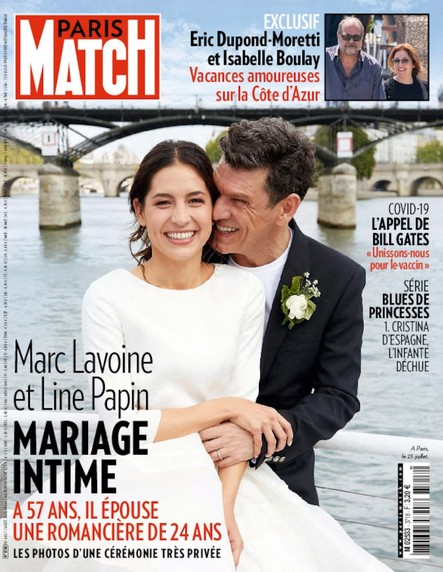 Paris Match N°3718 - Août 2020