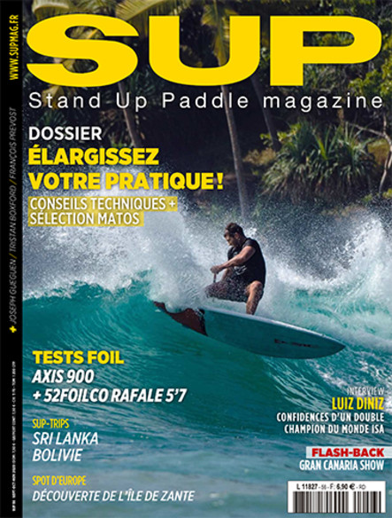 Stand Up Paddle - Septembre/Octobre/Novembre 2020