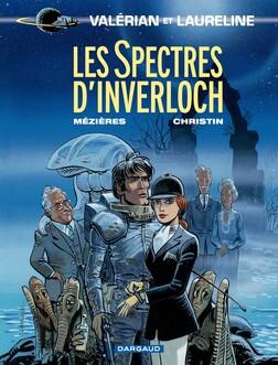 Valérian - Tome 11 - Les spectres d'Inverloch | Christin Pierre