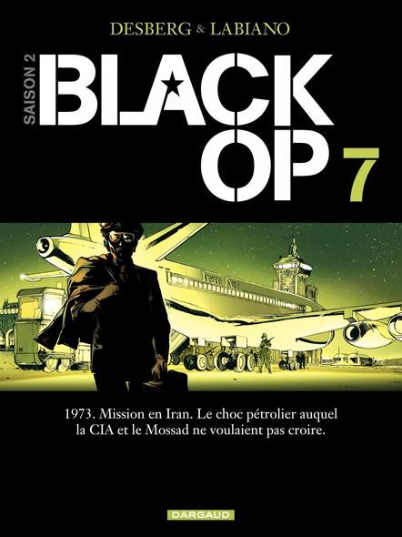 Black OP - Saison 2 - Tome 7