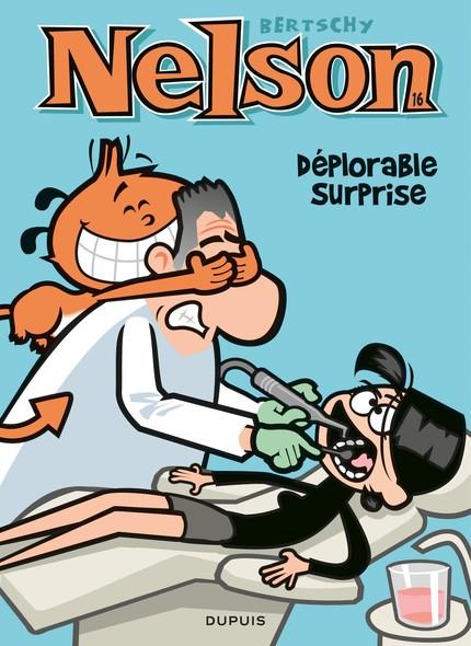 Nelson - Tome 16 - Déplorable surprise