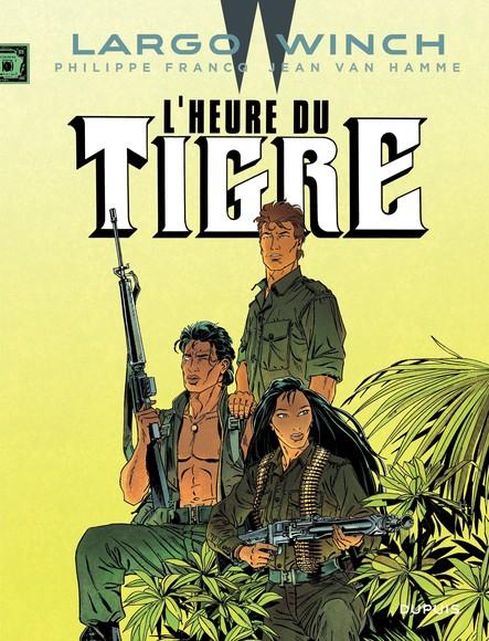 Largo Winch - Tome 8 - L'Heure du Tigre : L'Heure du Tigre