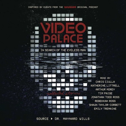 Video Palace: In Search of the Eyeless Man : Collected Stories
