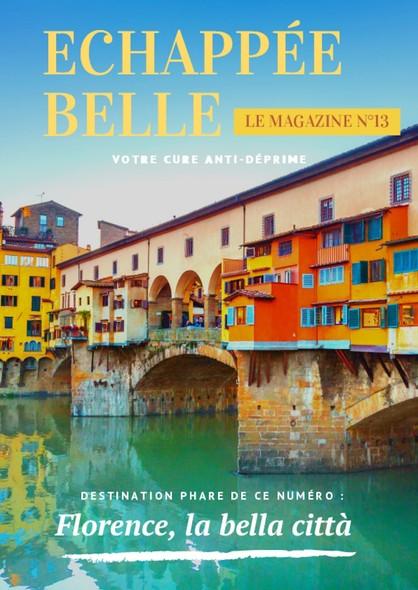 Echappée Belle Magazine N°013
