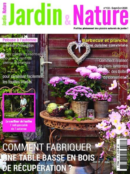 Jardin Et Nature - Septembre/Octobre 2020