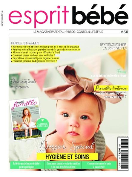 Esprit Bébé - Septembre/Octobre/Novembre 2020
