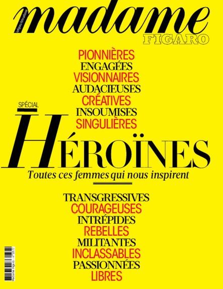 Madame Figaro - Août 2020 - N°1878