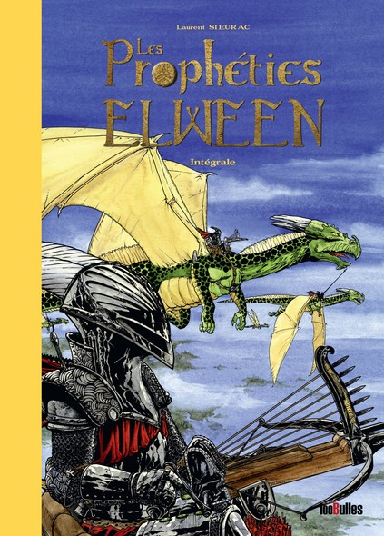 Les prophéties Elween: Intégrale