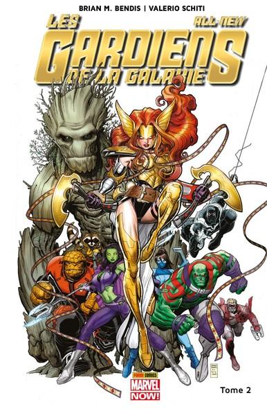 All-new Les Gardiens De La Galaxie T02 - Recherchés