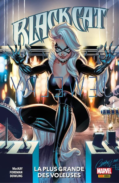 Black Cat T01 - La plus grande des voleuses