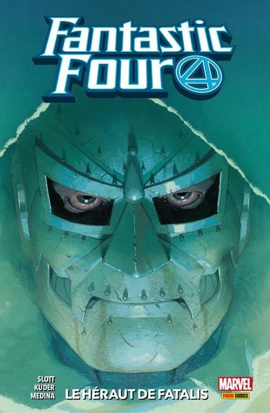 Fantastic Four T3 - Le héraut de Fatalis