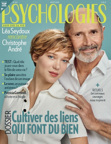 Psychologies Magazine - Août 2020