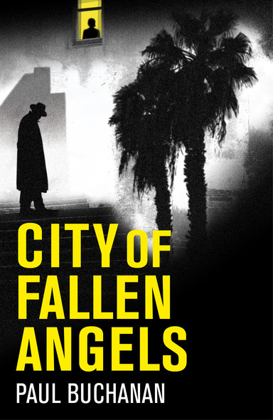 City of Fallen Angels: atmospheric detective noir set in a suffocating LA heat wave