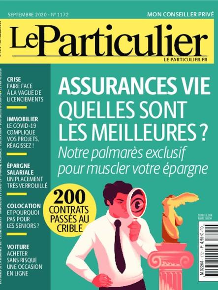 Le Particulier - N°1172 - Juillet 2020
