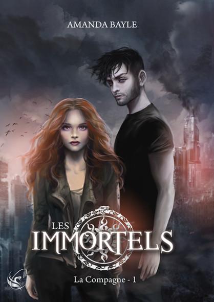Les Immortels - Tome 1 : La Compagne