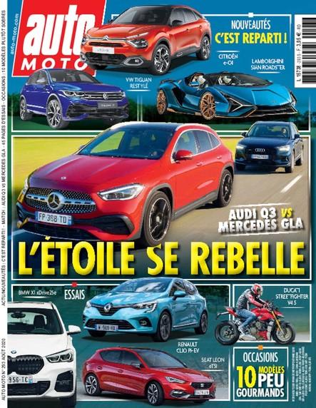 Auto Moto - Août 2020