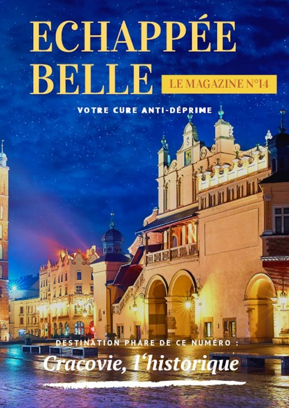 Echappée Belle Magazine N°014
