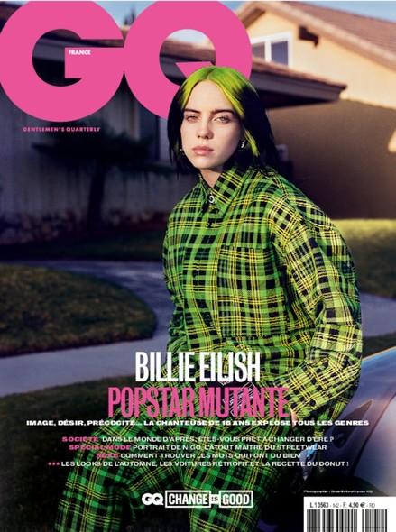 GQ - Septembre 2020