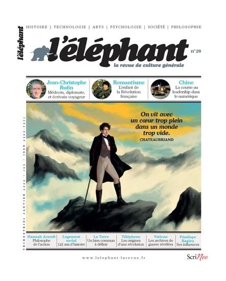 L'Éléphant - la revue de culture générale N°29