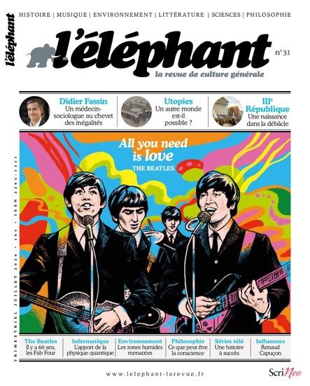 L'Éléphant - la revue de culture générale N°31