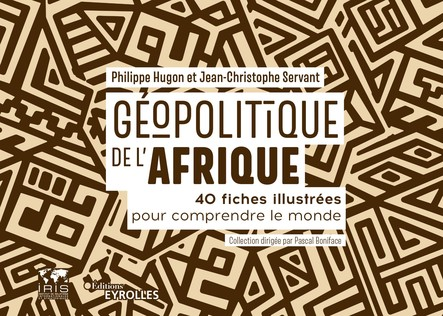 Géopolitique de l'Afrique : 40 fiches illustrées pour comprendre le monde/collection dirigée par pascal boniface