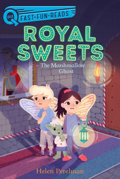 The Marshmallow Ghost : Royal Sweets 4