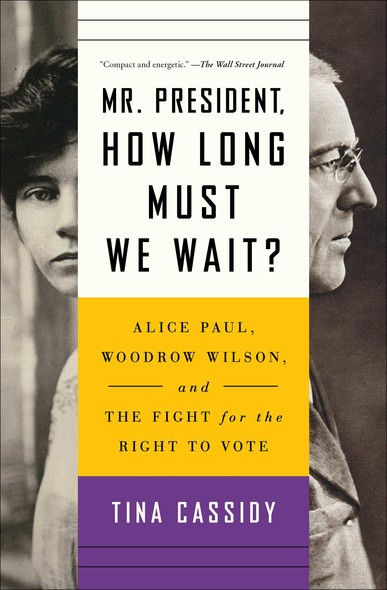 Mr. President, How Long Must We Wait? : Alice Paul, Woodrow Wilson, and the Fight for the Right to Vote