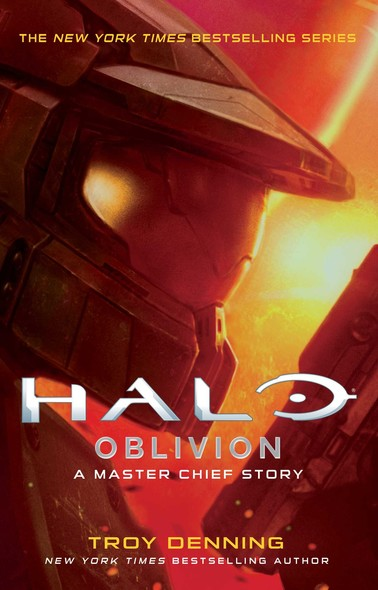 Halo: Oblivion : A Master Chief Story