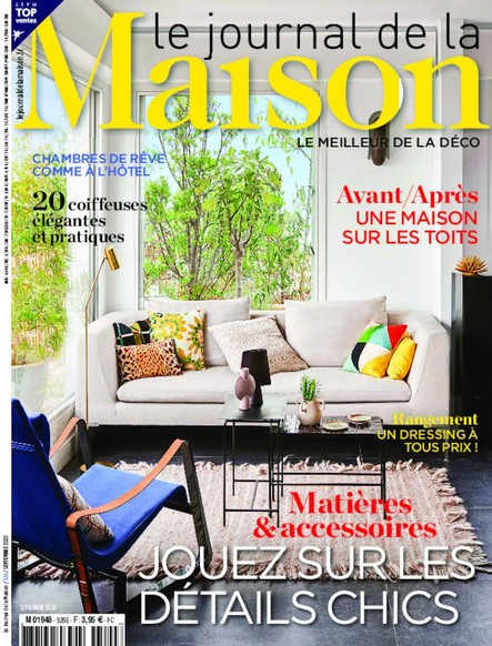 Journal de la maison - Septembre 2020