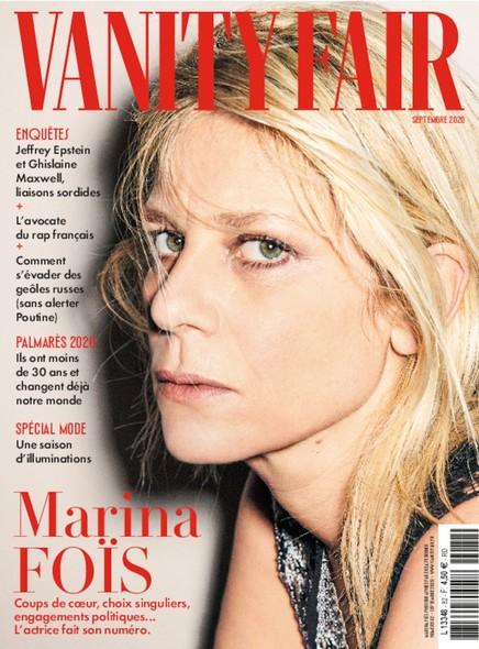 Vanity Fair - Septembre 2020