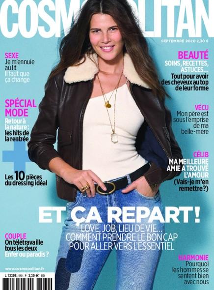 Cosmopolitain - Septembre 2020