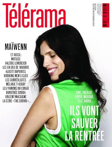 Télérama - Du 05 Au 11 Septembre 2020