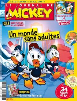 Le Journal De Mickey - 02 Septembre 2020 |