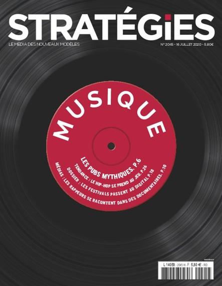 Stratégies N°2045