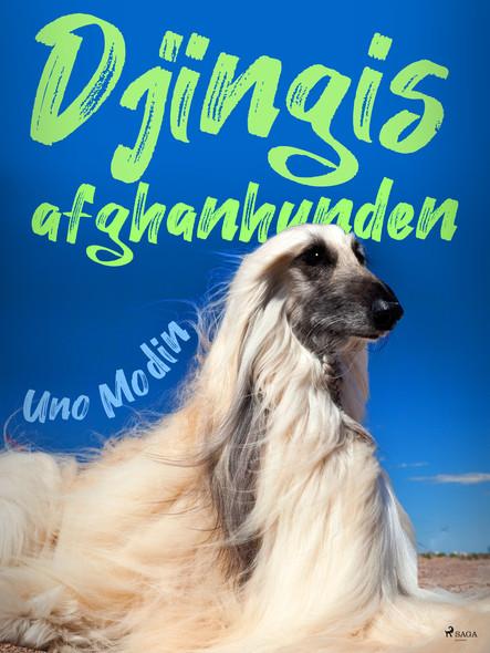 Djingis, afganhunden