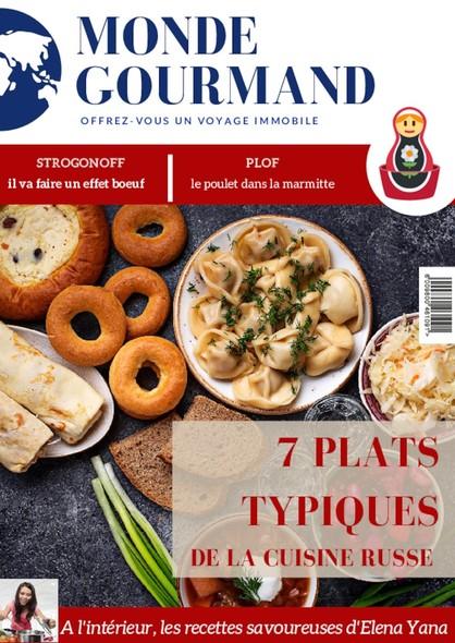 Monde Gourmand N°013