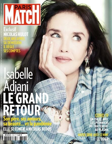 Paris Match - 3 septembre 2020