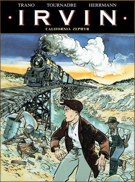 Irvin T01 - California Zéphyr