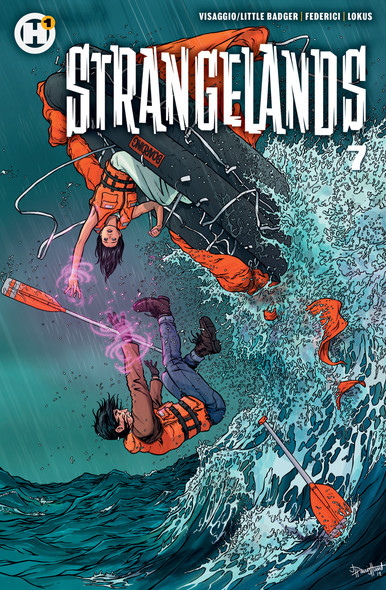 Strangelands T7