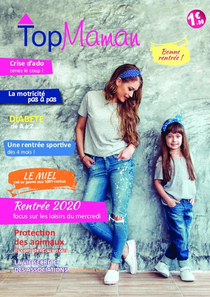 Top Maman - Septembre/Octobre/Novembre 2020