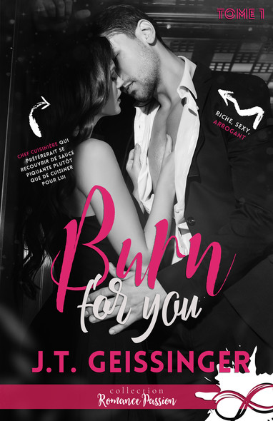 Burn for you : Slow Burn, T1