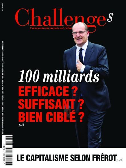 Challenges - Septembre 2020 - 100 Milliards