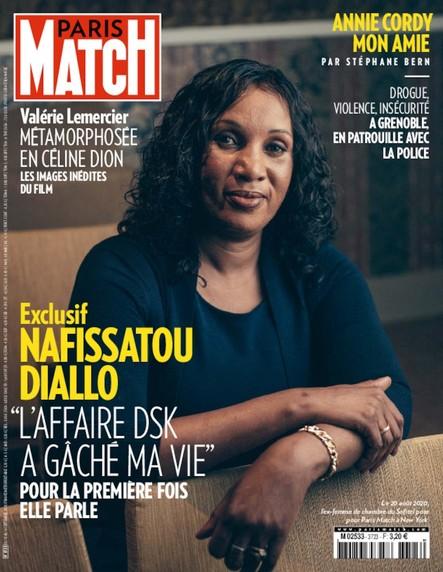 Paris Match N°3723 - Septembre 2020