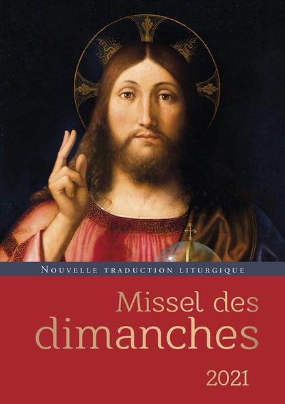 Missel des dimanches 2021 : Nouvelle traduction liturgique