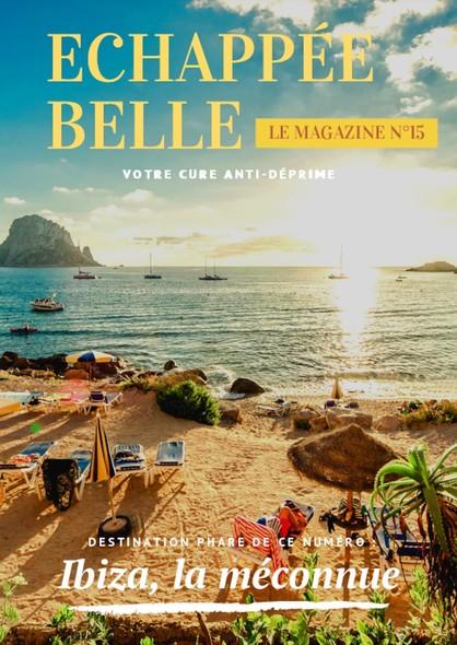 Echappée Belle Magazine N°015